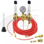 Dual Argon Flowmeter/Regulator & Purge Kits