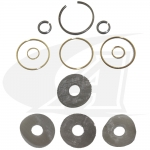 Screen Replacement Kit for Large Diameter Gas Lens Collet Bodies
