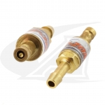 NEW Zero Loss Quick-Release TIG Water & Gas Hose Plugs