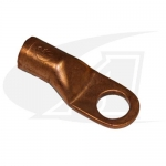 Crimp-On Copper Cable Lug -- #2 - 1/0