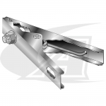 Click to see larger version of Economy Style Ground Clamps