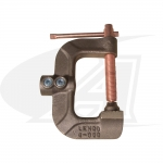 Heavy Duty C-Clamp Welding Ground Clamp