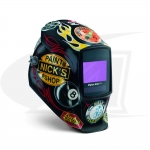 Digital Elite Hod Rod Garage Auto-Darkening Welding Helmet