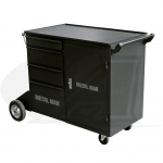 Dual Bottle Welding Cabinet