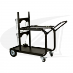 Large Universal Welding Cart W/ Folding Handle