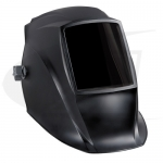 "Click to see larger version of MP-10 Passive Series - ""Black\"" welding helmet"