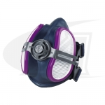 half-mask respirator for welding