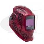 Hot Pink Welding Helmet
