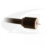 "1.5"" Auxiliary Shield (.040\"" Collet) for 22 Series TIG Torhces"