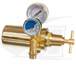PROFAX® Co2 Heated Flow Meter/Flow Gauge - 115V U.S.