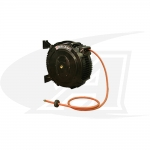 Series S Economical Air/Water/Chemical Delivery Reels - Black