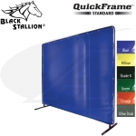 6' x 8' Standard QuickFrame Welding Screen