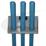 TIG Welding Rod Storage Rack for Rod Guard Canisters