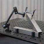 The Third Hand Modular Clamp - Welding Table Mount