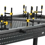 Table-Mount Clamps for Siegmund System 16 Tables