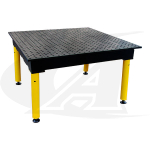 BuildPro™ MAX 4' (1.2m) Welding Table - Optional Nitride Finish