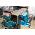 Direct Mount 360° Vice for BuildPro & Rhino Cart Tables