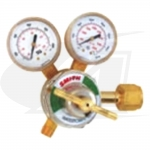 Click to see larger version of Gas Regulator, For Argon, Helium & Nitrogen