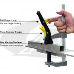 EZ Grip Ratchet Clamp - Light Duty