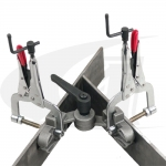 JointMaster Adjustable Angle Double Locking Clamp