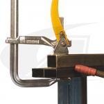 Ratchet Action Utility Clamp - Heavy Duty