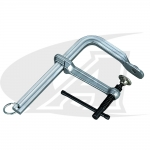 Reversible Arm Utility Clamp - Light Duty, Small Capacity