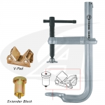 Click to see larger version of 4-N-1 Accessory Pack For Utility Clamps
