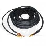 Two-Piece SuperFlex Power Cable - 150A Male Ends