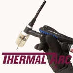 Thermal Arc 8 Pin, Built-In Rotary Amperage Control