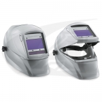 Click to see larger version of Titanium 9400i Auto-Darkening Welding Helmet From Miller