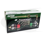 Victor® Journeyman Outfit W/ CGA 540/510 Regulators