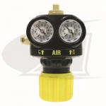 Click to see larger version of Heavy Duty Edge Series Single Stage Air Regulator - CGA346