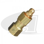 CGA-540 to CGA-580 Cylinder Adapter