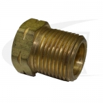 "Water / Power Nut 7/8"" Left Hand ""C"" Size"