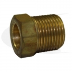 "Gas Nut 5/8"" Right Hand ""B"" Size"