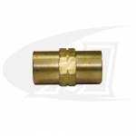 "Water/Industrial Air Coupler - ""B"" Size Female-to-Female"