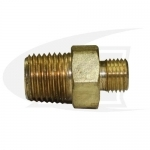 "Oxygen Adapter - ""A"" Size to 1/4"" NPT"