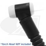 Flexible, Interchangeable Head Torch Body