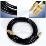 12.5' (3.8m) Vinyl Power Cable, 350 Amp