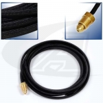 12.5' (3.8m) Rubber Gas Hose