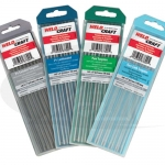Weldcraft® Pure Tungsten Green Tip™