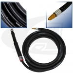 Flexible Torch Pkg, W/Valve & 25' One-Piece Rubber Cable