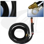Flexible Torch Pkg, W/Valve & 25' Two-Piece Cable