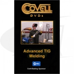 Advanced TIG Welding DVD with Ron Covell