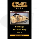 Building a Roadster Body - Part 1 - DVD with Ron Covell