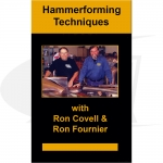 Hammerforming Techniques DVD with Ron Covell