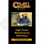 Click to see larger version of High-Power Metalshaping Workshop with Craig Naff