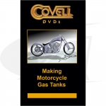 Making Motorcycle Gas Tanks - DVD with Ron Covell