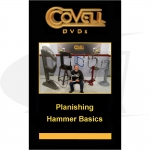 Planishing Hammer Basics DVD with Ron Covell