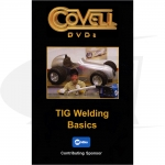 Click to see larger version of TIG Welding Basics DVD with Ron Covell
